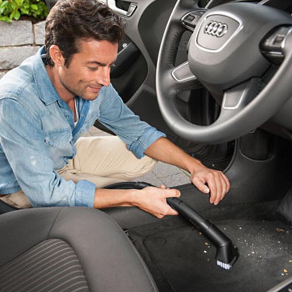 Notranje čiščenje vozil