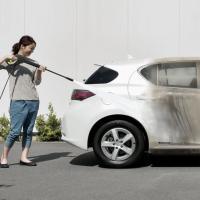 Zunanje čiščenje vozil