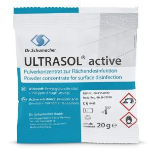 Koncentrat Ultrasol active 20 g za dezinfekcijo površin