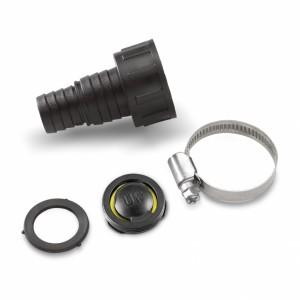 Priključek za črpalko z malim nepovratnim ventilom