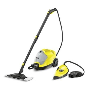PARNI ČISTILEC KARCHER SC 4 Iron Kit