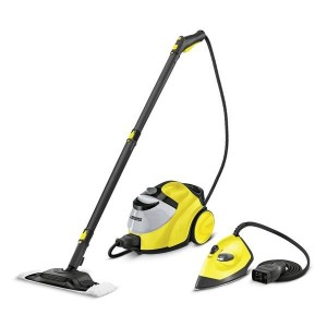 PARNI ČISTILEC KARCHER SC 5 Iron Kit